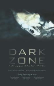 Dark Zone sign