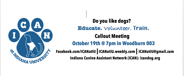 ICAN Callout Flier