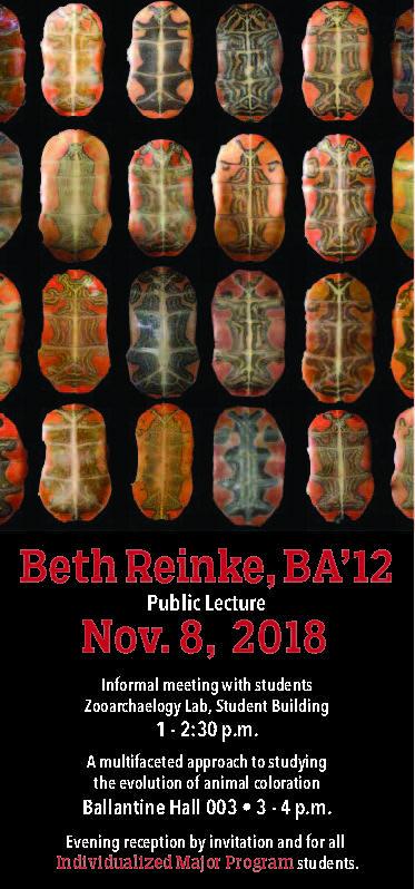 Reinke IMP event poster